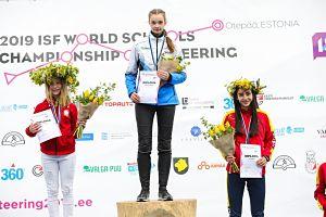 Podi mundial per a la Judit Ravell - coneixem-la millor!