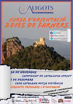 Campionat de Catalunya Sprint a Santa Coloma de Farners - 30/11 i 01/12