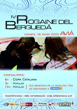 Comença la Copa Catalana 2020 amb el Rogaine del Berguedà!