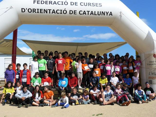 Resultats Campionat Escolar de Catalunya