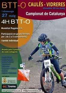 Ja tenim aquí el Campionat de Catalunya de BTT-O