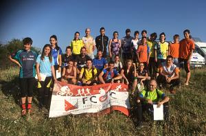 Stage FCOC 2019 a Sabiñanigo