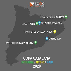 Calendaris de Copa Catalana 2020