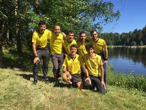 Participació de la selecció catalana al Venla - Jukola 2018