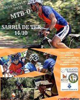 La Copa Catalana de MTBO torna a Sarrià de Ter!!