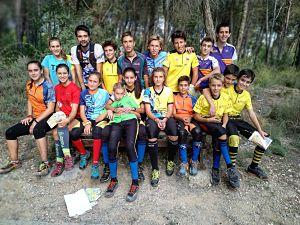 La selecció catalana escolar es prepara per al CEEO 2018