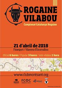 Comença la temporada de rogaine a Vilabou!