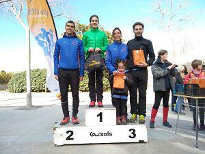 Quim Vich i Laia Gil s'imposen a la 1a Copa Catalana de peu de la temporada