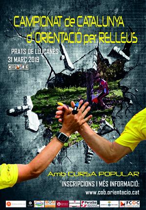 Campionat de Catalunya a Prats de Lluçanes